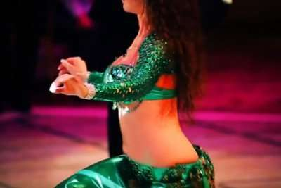 Belly Dancer Package | Greek Wedding Orchestra