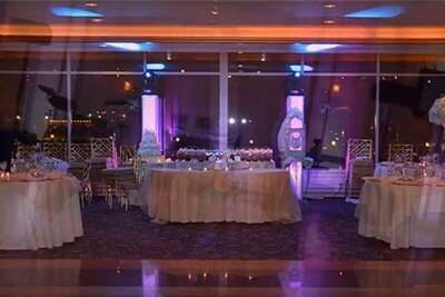 Intelligent Lighting Package | Greek Wedding Orchestra