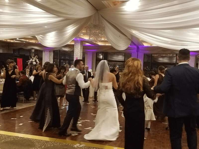 Loula & Kosta wedding | Greek Wedding Orchestra