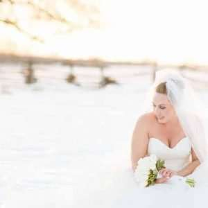 Winter-Time Wedding Day
